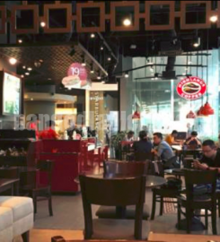 Highlands Coffee – Bitexco, Quận 1