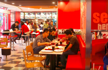 KFC – Food Court Bitexco Tower, Quận 1