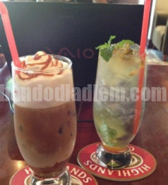Higlands Coffee – Vincom Nam Long, Quận 7