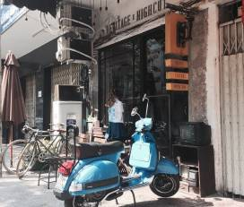 Heritage Coffee and Clothes – Pasteur, Quận 1