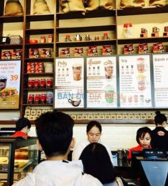 Highlands Coffee – Crescent Mall, Quận 7