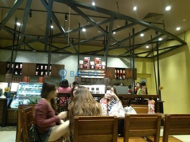 Highlands Coffee - Parkson Cantavil, Quận 2