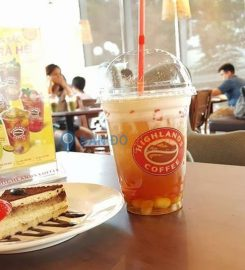 Highlands Coffee – Vincom Nam Long, Quận 7
