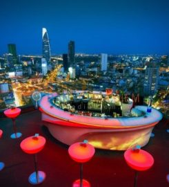 Chill Sky Bar – Rooftop AB Tower, Quận 1