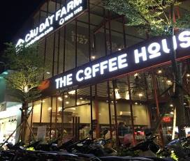 The Coffee House – Nguyễn Thị Thập, Quận 7
