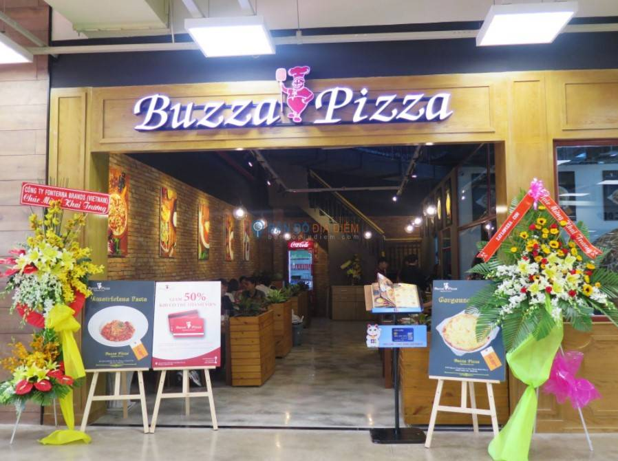 Image result for Buzza pizza