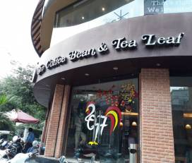 Quán The Coffee Bean & Tea Leaf – Thái Văn Lung, Quận 1