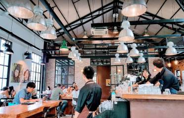 The Workshop Coffee – Ngô Đức Kế, Quận 1.