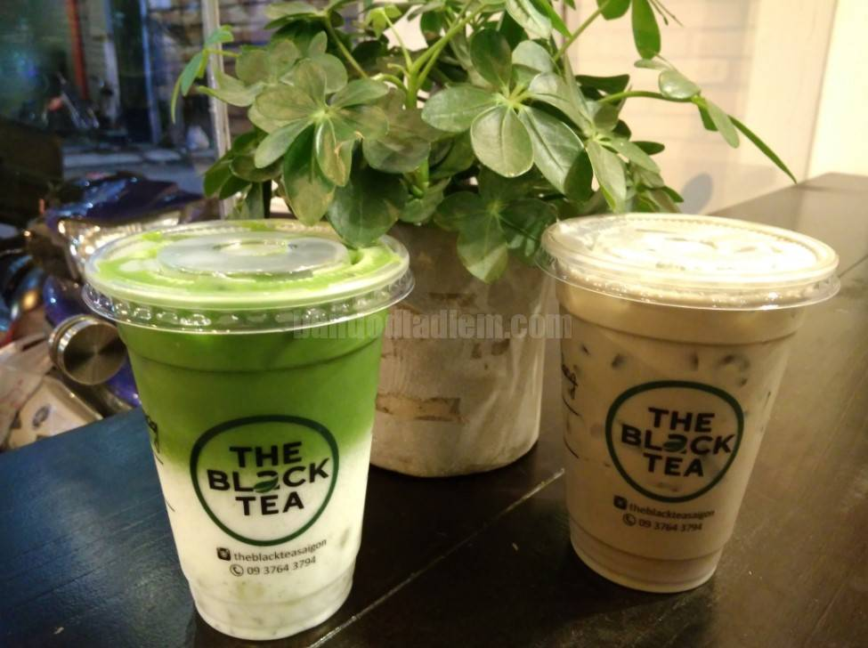 THE BLACK TEA Express – Bà Hạt, Quận 10